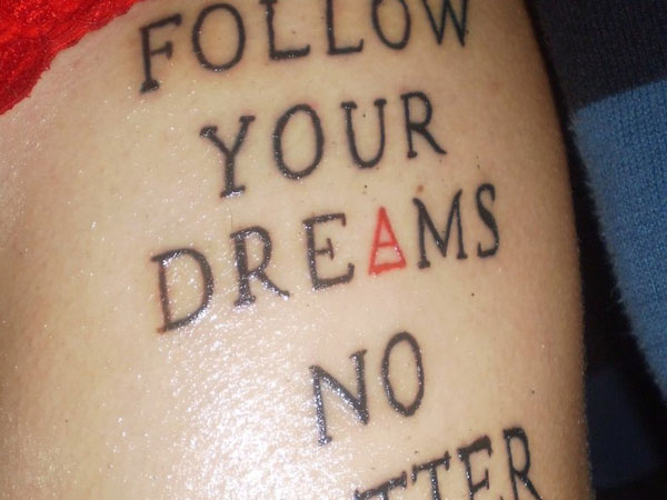 Tattoo Ideas For Men Quotes