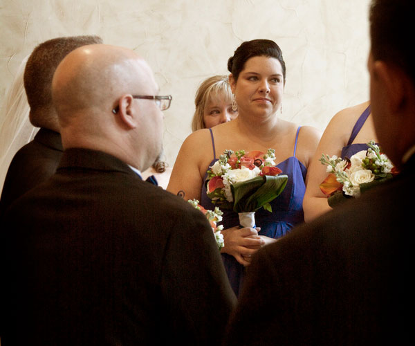 Chubby Bridesmaid