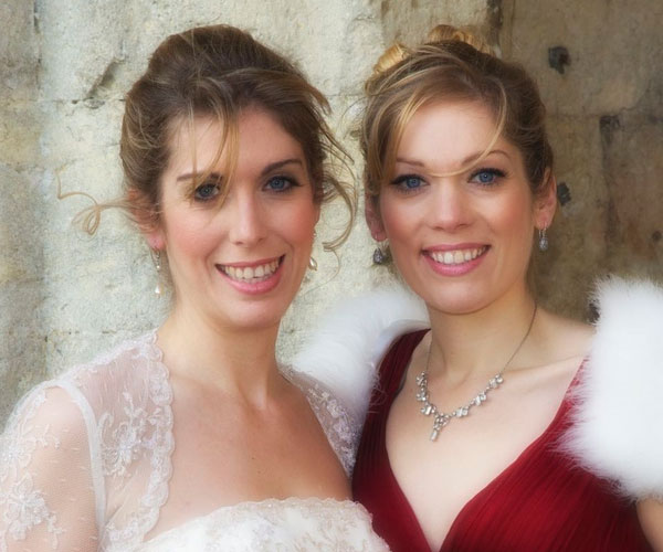 gorgeous 30 Beautiful Hairstyles For Bridesmaids