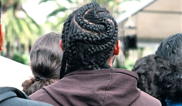 Polyfest Hairstyle