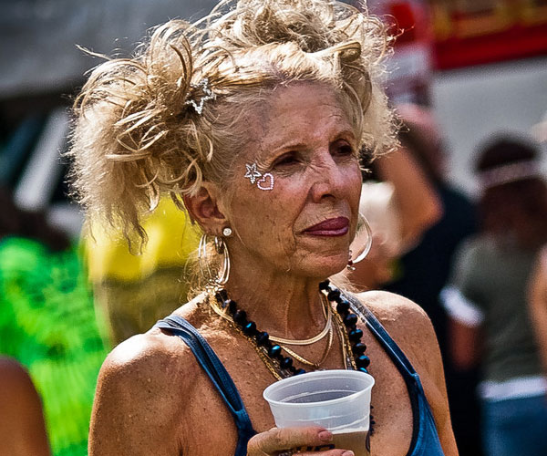 old hippie 45 Superb Hairstyles For Women Over 50