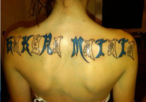 hakuna matata back tattoo 25 Astonishing Hakuna Matata Tattoo Designs