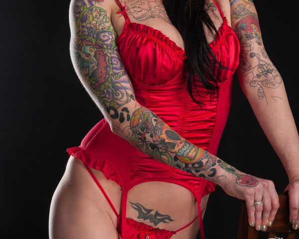 jess revisited 30 Breathtaking Hot Tattoos