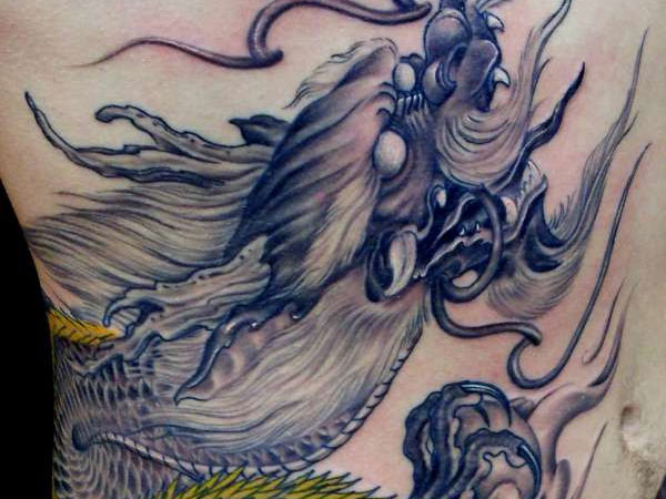 Mythical Creatures Tattoos Designs Ideas 11