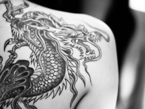The Japanese Dragon