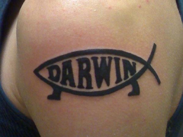 Jesus Name Tattoo Design