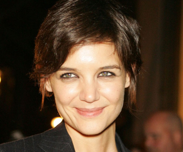 pixie cut 30 Breathtaking Katie Holmes Hairstyles