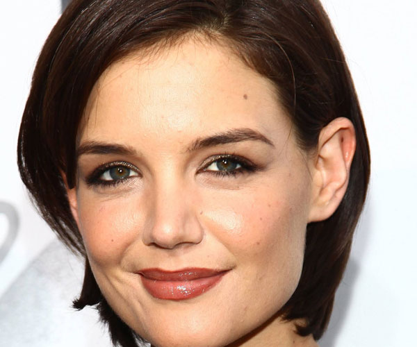 Brilliant 30 Breathtaking Katie Holmes Hairstyles Slodive Hairstyle Inspiration Daily Dogsangcom