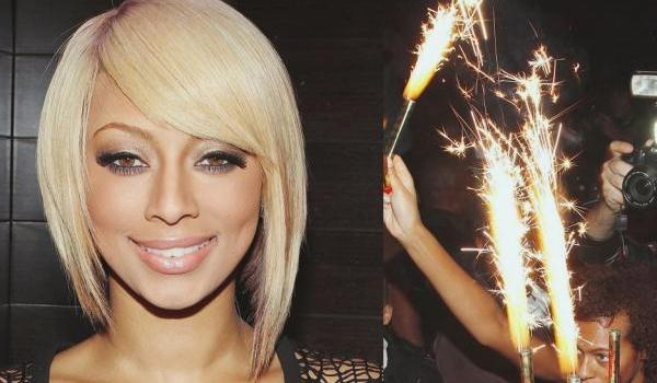 birthday of keri 40 Keri Hilson Hairstyles Which Are Super Sexy