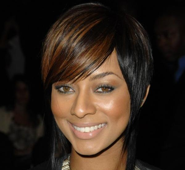 glam girl keri 40 Keri Hilson Hairstyles Which Are Super Sexy