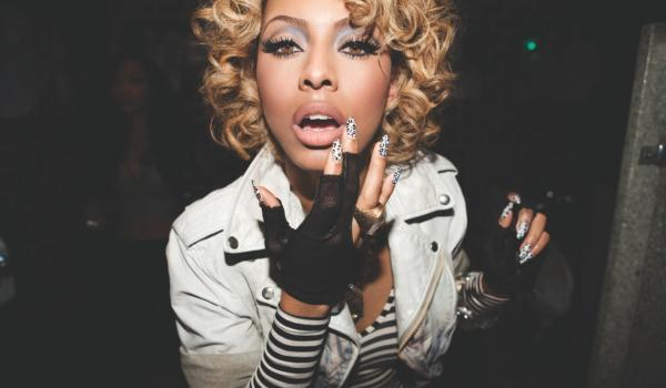 keri cool hairstyle 40 Keri Hilson Hairstyles Which Are Super Sexy