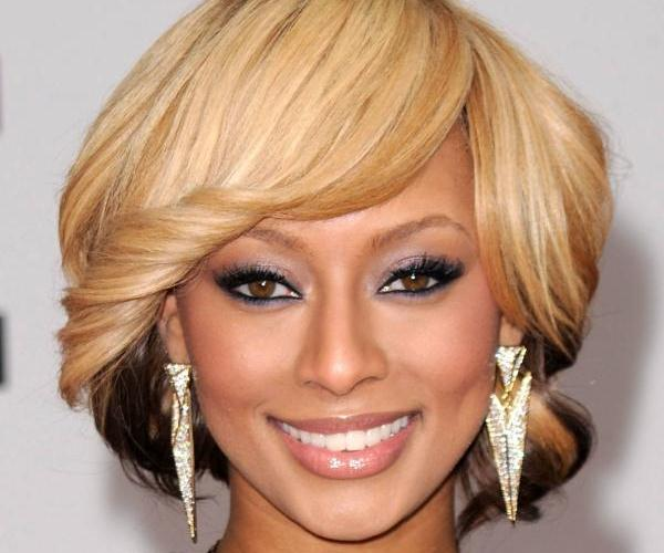keri ele hairstyle 40 Keri Hilson Hairstyles Which Are Super Sexy