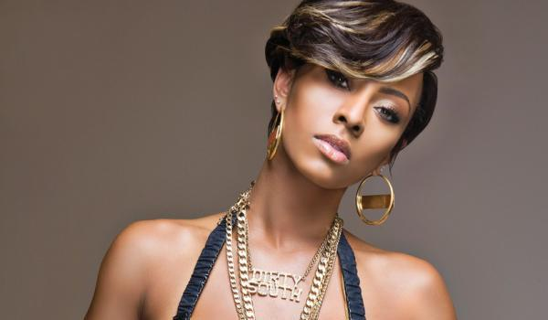 keri hilson original 40 Keri Hilson Hairstyles Which Are Super Sexy