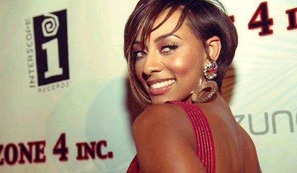 keri posing 40 Keri Hilson Hairstyles Which Are Super Sexy