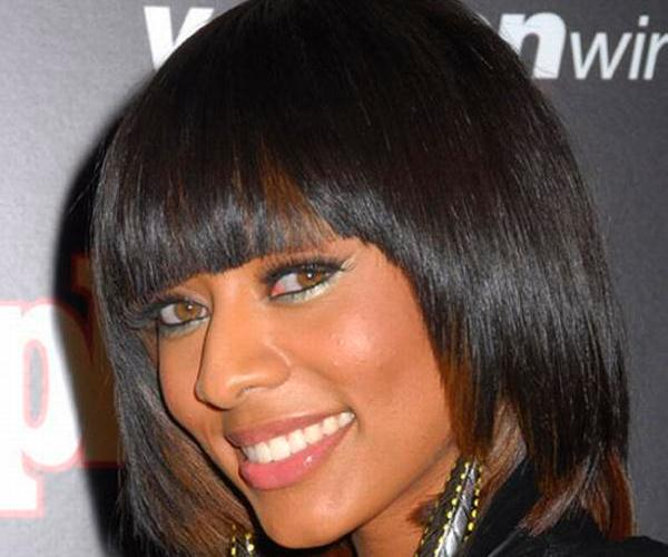 lash extensions 40 Keri Hilson Hairstyles Which Are Super Sexy
