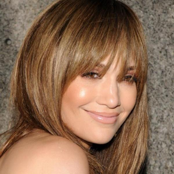 love my hairstyle 30 Layered Hairstyles With Bangs Which Looks Perfect