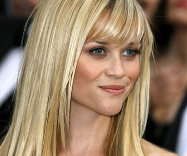 blonde hair 30 Fascinating Long Hairstyles For Round Faces