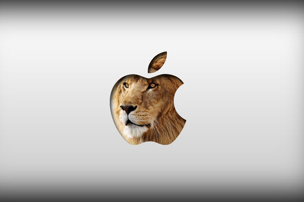 lion apple 30 Mac OS X Lion Wallpaper Collection You Cant Afford To Miss