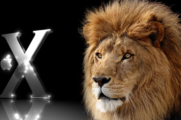 mac lion silver wallpaper 30 Mac OS X Lion Wallpaper Collection You Cant Afford To Miss
