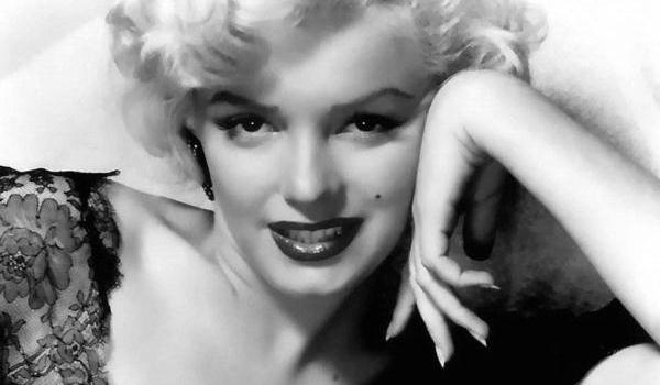 Marilyn Monroe preferred to wear clear nail polish