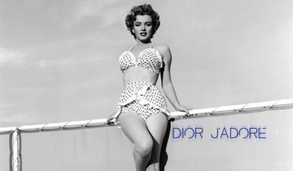 marilyn monroe dior 50 Extraordinary Marilyn Monroe Pictures
