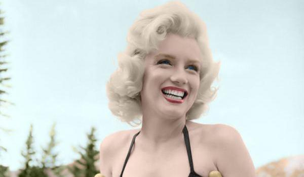 marilyn monroe in color 50 Extraordinary Marilyn Monroe Pictures