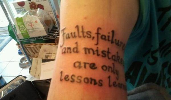 inspirational quotes tattoos - Tosya.magdalene-project.org