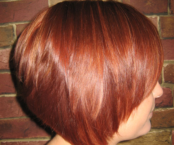 graduated a line bob 30 Impressive Medium Bob Hairstyles