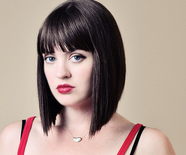 nice black bob 30 Impressive Medium Bob Hairstyles