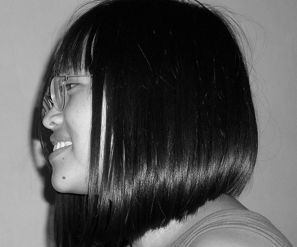 reverse graduated bob 30 Impressive Medium Bob Hairstyles