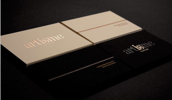 artisme 30 Outstanding New Business Cards
