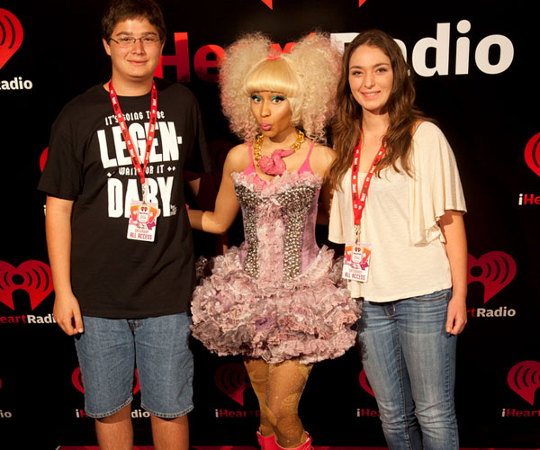 Nicki Minaj Meet
