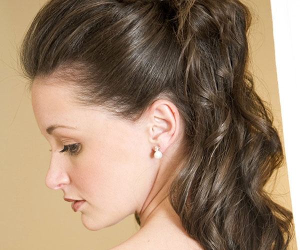 30 Party Hairstyles To Give You Inspiration Slodive