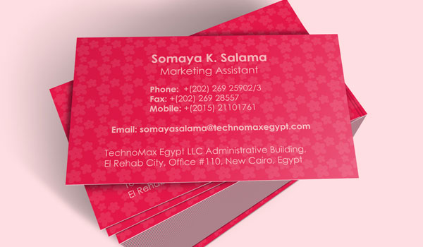 CherryBlossom Business Card