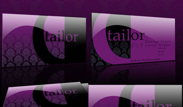 Ctailor Business Card