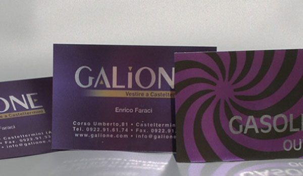 galione gasoline 30 Purple Business Cards For Your Inspiration