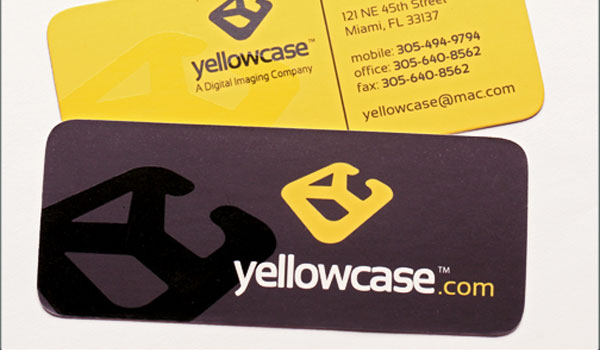 Yellowcase Business Card