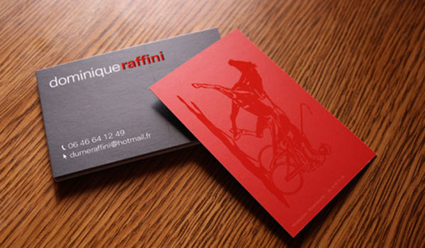 30 exciting red business cards slodive dominique reffini colourmoves