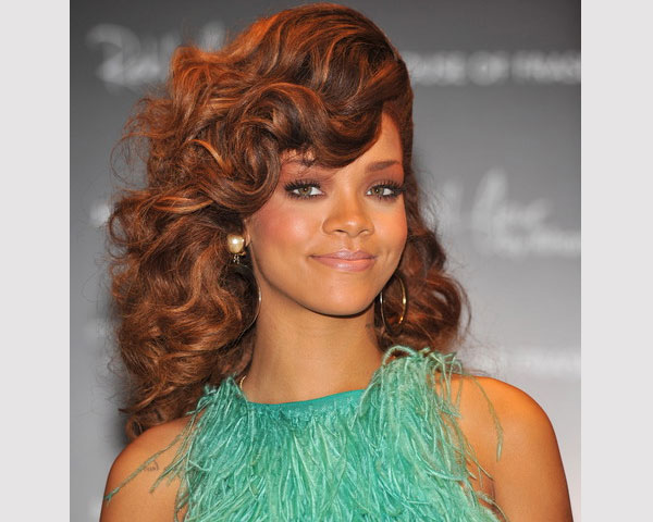 cute rihanna 60 Rihanna Hairstyles Which Look Extraordinary