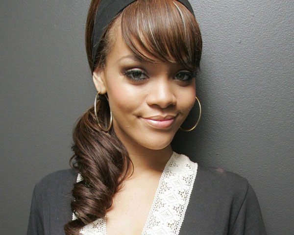 Excellent 60 Rihanna Hairstyles Which Look Extraordinary Slodive Short Hairstyles Gunalazisus