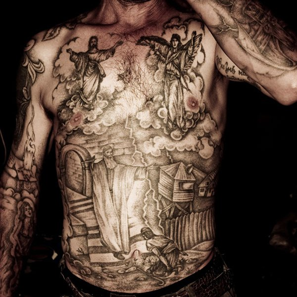 Russian Prison Tattoos - 25 Awesome Collections