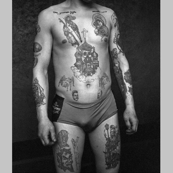 eastern prisoner promise 25 Awesome Russian Prison Tattoos