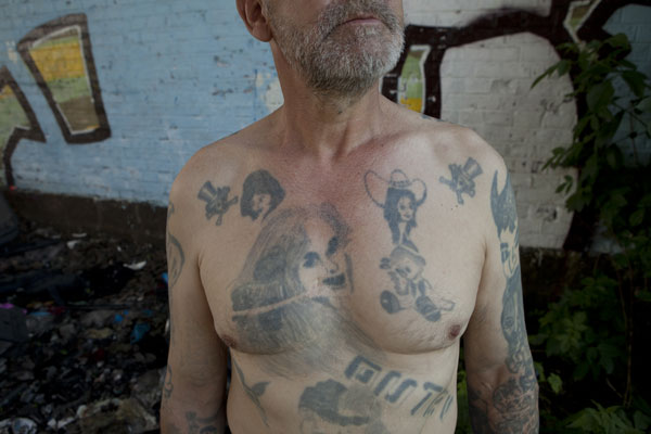gentleman symbol 25 Awesome Russian Prison Tattoos