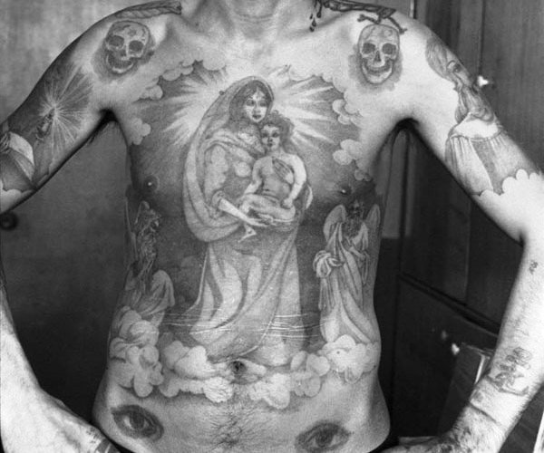 Prisoner Holy Tattoo