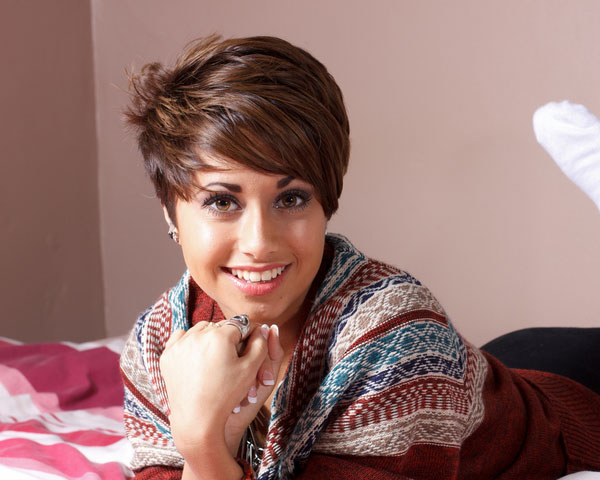 aieyesha portait 40 Wonderful Short Bob Hairstyles