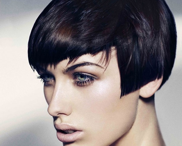black short bob 40 Wonderful Short Bob Hairstyles