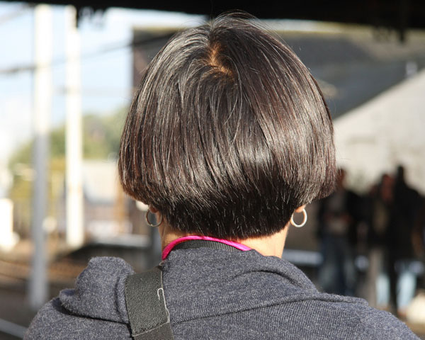 bob back view 40 Wonderful Short Bob Hairstyles