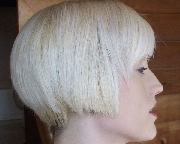 inverted bob 40 Wonderful Short Bob Hairstyles
