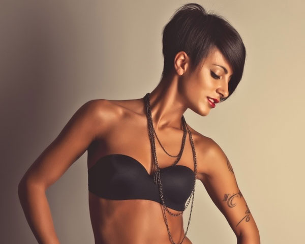 martina 40 Wonderful Short Bob Hairstyles