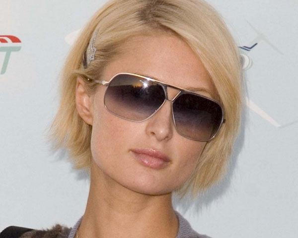 paris hilton bob hairstyle 40 Wonderful Short Bob Hairstyles